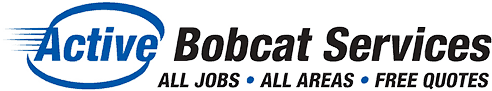 Active Bobcat Services Logo